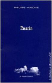 Pasarán - Couverture - Format classique
