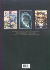 Coffret Les Larmes Du Demon T1a 3 - 4ème de couverture - Format classique