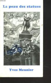 La Peau Des Statues - Couverture - Format classique