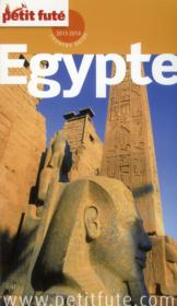 GUIDE PETIT FUTE ; COUNTRY GUIDE ; Egypte (édition 2013)  - Collectif Petit Fute