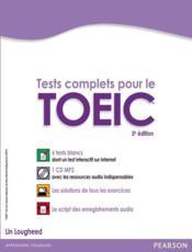 Tests complets pour le nouveau TOEIC (5e édition) - Couverture - Format classique