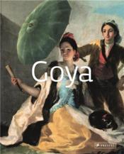 Goya (Masters Of Art) /Anglais - Couverture - Format classique
