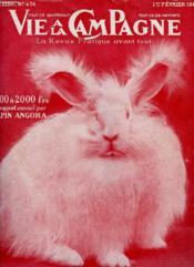 La Vie A La Campagne N° 436 - Couverture - Format classique