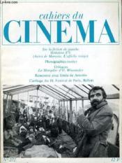 Cahiers Du Cinema N° 272 - Sur La Fiction De Gauche - Histoire D'U - Rencontre Avec Emile De Antonio - Carthage An 10 - Festival De Paris - Belfort - Couverture - Format classique