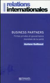 Vente livre :  Business partners  - Auriane Guilbaud
