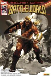 Vente livre :  Secret wars : battleword 2  - Jason Aaron