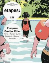 Vente  REVUE ETAPES N.232 ; European creative cities  - Revue Etapes