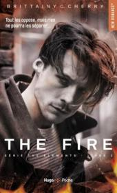Vente  The elements T.2 ; the fire  - Brittainy C. Cherry