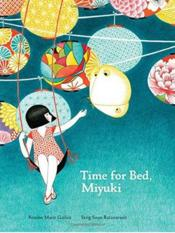 Vente livre :  Time for bed, Miyuki  - Collectif