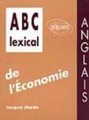 Abc Lexical De L'Economie Anglais - Intérieur - Format classique