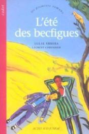 L'Ete Des Becfigues - Couverture - Format classique