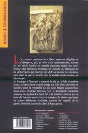 Art Roman (L') - 4ème de couverture - Format classique