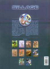 Sillage t.10 ; retour de flammes - 4ème de couverture - Format classique