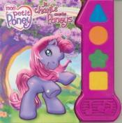 Je chante avec les poneys - Couverture - Format classique