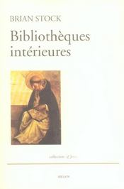 Bibliothèques intérieures - Intérieur - Format classique