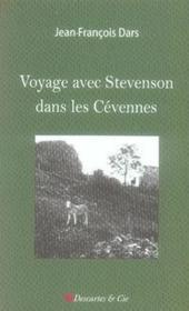 Voyage Avec Stevenson Dans Les Cevennes - Couverture - Format classique