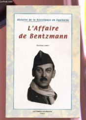 Affaire De Bentzmann - Couverture - Format classique