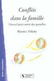 Conflits Dans La Famille - Intérieur - Format classique