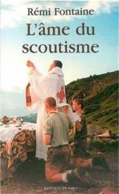 L'âme du scoutisme - Couverture - Format classique