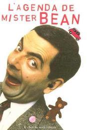 L'agenda de mister bean - Intérieur - Format classique