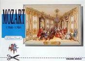 Mozart à Versaillles 1756-1791 - Intérieur - Format classique