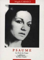 Psaume - Couverture - Format classique