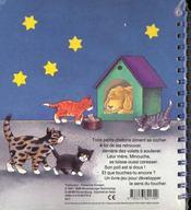 Le livre du toucher - 4ème de couverture - Format classique