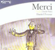 Merci cd  - Daniel Pennac