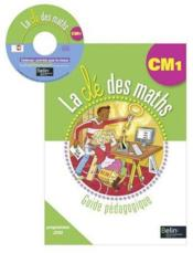 CM1 ; guide pédagogique  - Mariacher - Horoks