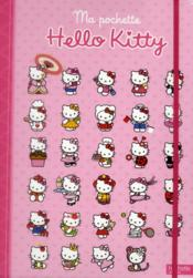 HELLO KITTY ; Hello Kitty ; ma pochette de posters - Couverture - Format classique