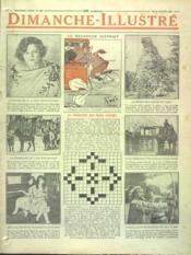 Dimanche Illustre N°100 du 25/01/1925 - Couverture - Format classique