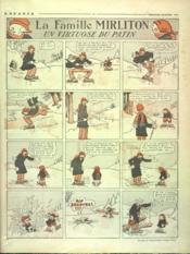Dimanche Illustre N°100 du 25/01/1925 - Intérieur - Format classique