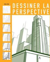 La perspective pas à pas - Couverture - Format classique