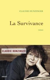 La survivance - Couverture - Format classique