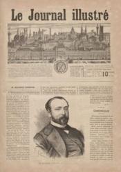 Journal Illustre (Le) N°311 du 23/01/1870 - Couverture - Format classique