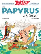 Astérix t.36 , le papyrus de César