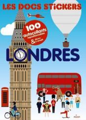 Vente livre :  Londres ; stickers  - Collectif