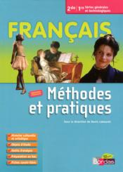 Francais Methodes 2de/1ere 2015  - Collectif