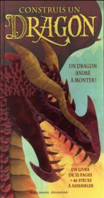 Construis un dragon  - Collectifs Jeunesse - Collectif