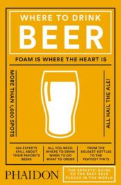 Vente livre :  Where to drink beer  - Jeppe Jarnit-BjergsO