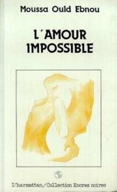 L'amour impossible - Couverture - Format classique