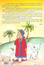 Mcisna : conte kabyle de Shamy - 4ème de couverture - Format classique