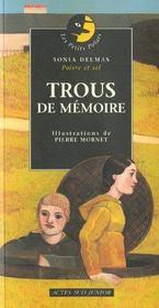 Trous de memoire - Intérieur - Format classique