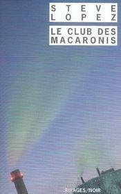 Le Club Des Macaronis - Intérieur - Format classique