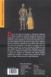Chevaliers (les) - 4ème de couverture - Format classique