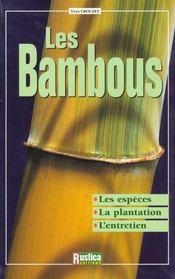 Bambous (Les) - Intérieur - Format classique