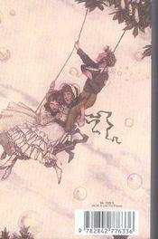 Contes D'Andersen - 4ème de couverture - Format classique
