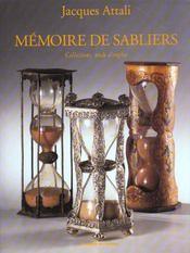 Memoire de sabliers - Intérieur - Format classique