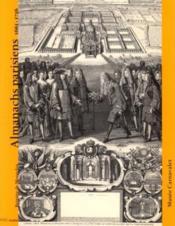 Almanachs Parisiens 1661-1716 - Couverture - Format classique