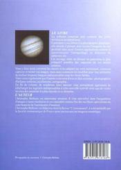 Astronomie Et Webcams - 4ème de couverture - Format classique